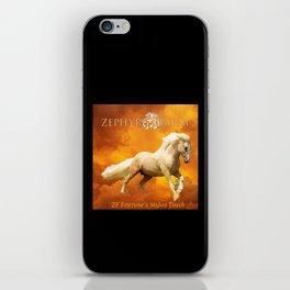 ZF's Golden Storm iPhone Skin