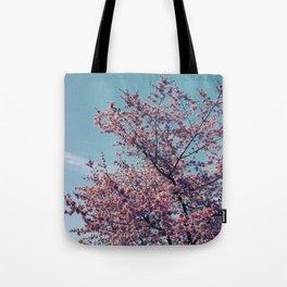 Blossom Into Spring Tote Bag