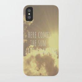 Little Darling  iPhone Case