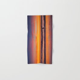 Vibrant Sky Hand & Bath Towel