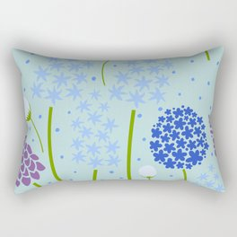 Early Morning Rectangular Pillow
