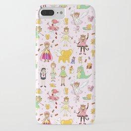 Cutest Cardcaptor! Cardcaptor Sakura Doodle iPhone Case