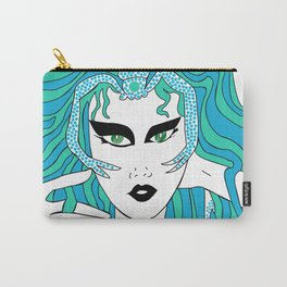 Scorpio / 12 Signs of the Zodiac Carry-All Pouch