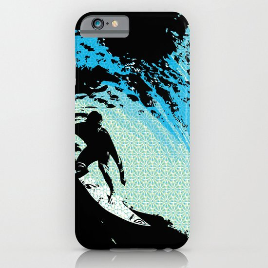 Surfing iPhone & iPod Case