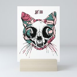 Nine Lives Mini Art Print