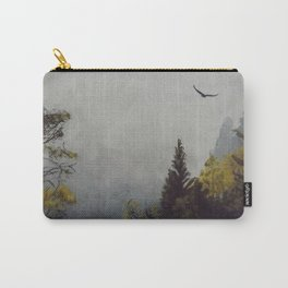Misty Morning Carry-All Pouch