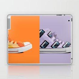 Retro on Retro Laptop & iPad Skin