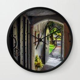 St Gwyddelan Church Wall Clock