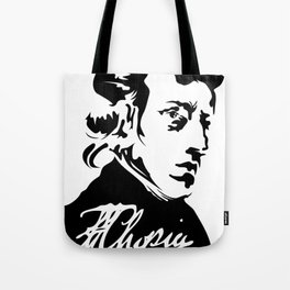 Frédéric Chopin (1810 – 1849) (II) Tote Bag