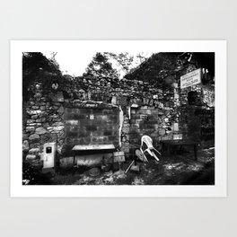 War Torn Art Print