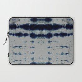 Shibori Strips Laptop Sleeve