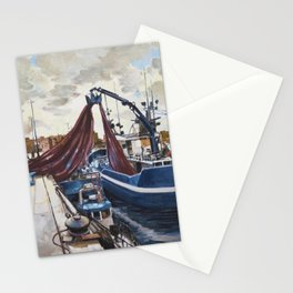 Fishing 2 Stationery Cards