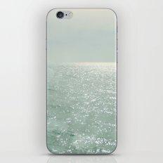 The Silver Sea iPhone & iPod Skin