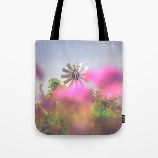 Summer Winds Tote Bag