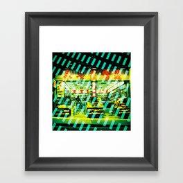 Layers (2) Framed Art Print