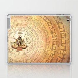 Kabbalah Meditation Laptop & iPad Skin