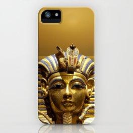Egypt King Tut iPhone Case