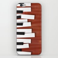 jazz iPhone & iPod Skins featuring Jazz by Rceeh