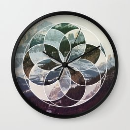 Crowsnest Wall Clock