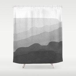 Landscape#3 Shower Curtain