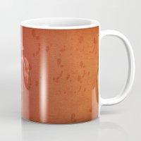 Dragon in red Mug