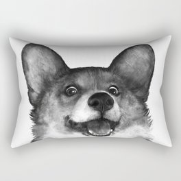 Corgi Rectangular Pillow