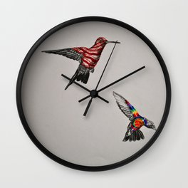 Convergent Evolutions Wall Clock