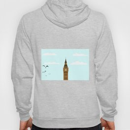 Big Ben Blue Skies Hoody