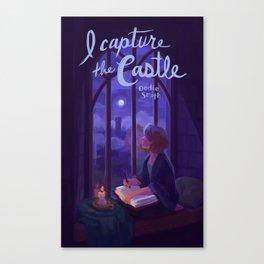 I Capture the Castle Canvas Print