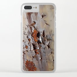 LS Clear iPhone Case
