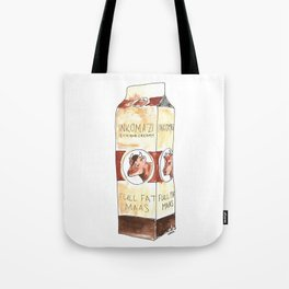 A Portrait of Maas Tote Bag