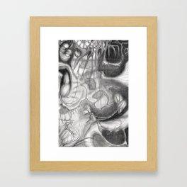 Lo1 - Detail II Framed Art Print