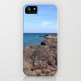 Oman Beach iPhone Case