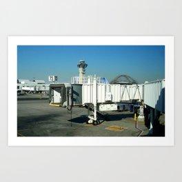 Jetway Seventy-Three Art Print