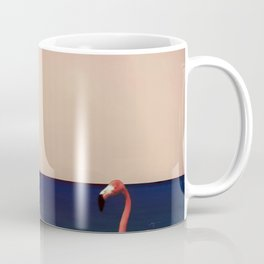 Flamingo beach Coffee Mug