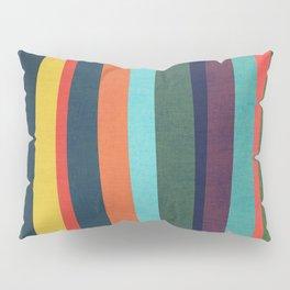 Mid-century zebra Pillow Sham