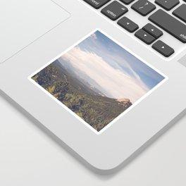 Colorado Mountains Sticker