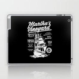 marthas vineyard Laptop & iPad Skin
