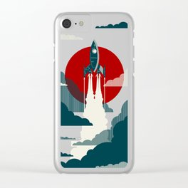 The Voyage Clear iPhone Case