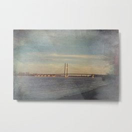 Journey to New Places Metal Print
