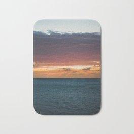 Sunset Sky Bath Mat