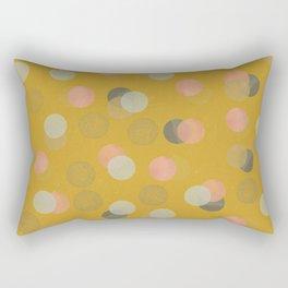 City Lights III Rectangular Pillow