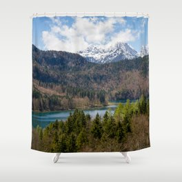 Bavaria Shower Curtain