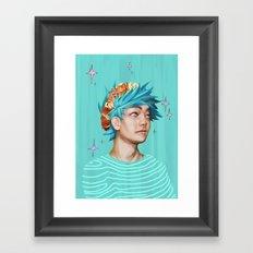 STARRY Framed Art Print