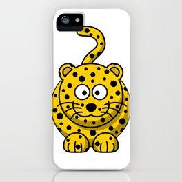 cat fun sweet 2018 color s6 cartoon laugh graphic design iPhone Case
