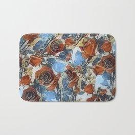 Roses B2 Bath Mat