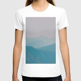 hazy rockies .  T-shirt
