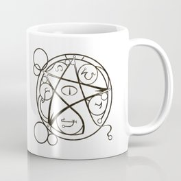 Elder Sign Coffee Mug