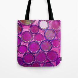 Purple Haze by Lika Ramati Tote Bag