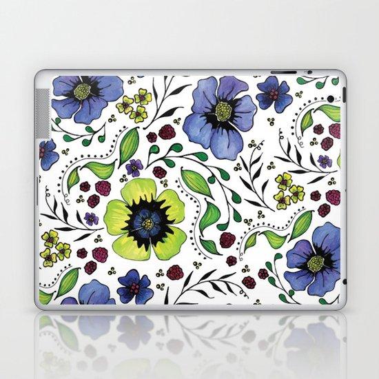 April Truly Laptop & iPad Skin